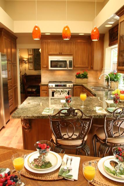 Tivoli traditional kitchen san francisco by suzanne myers elite interior design - Tivoli kitchenware ...