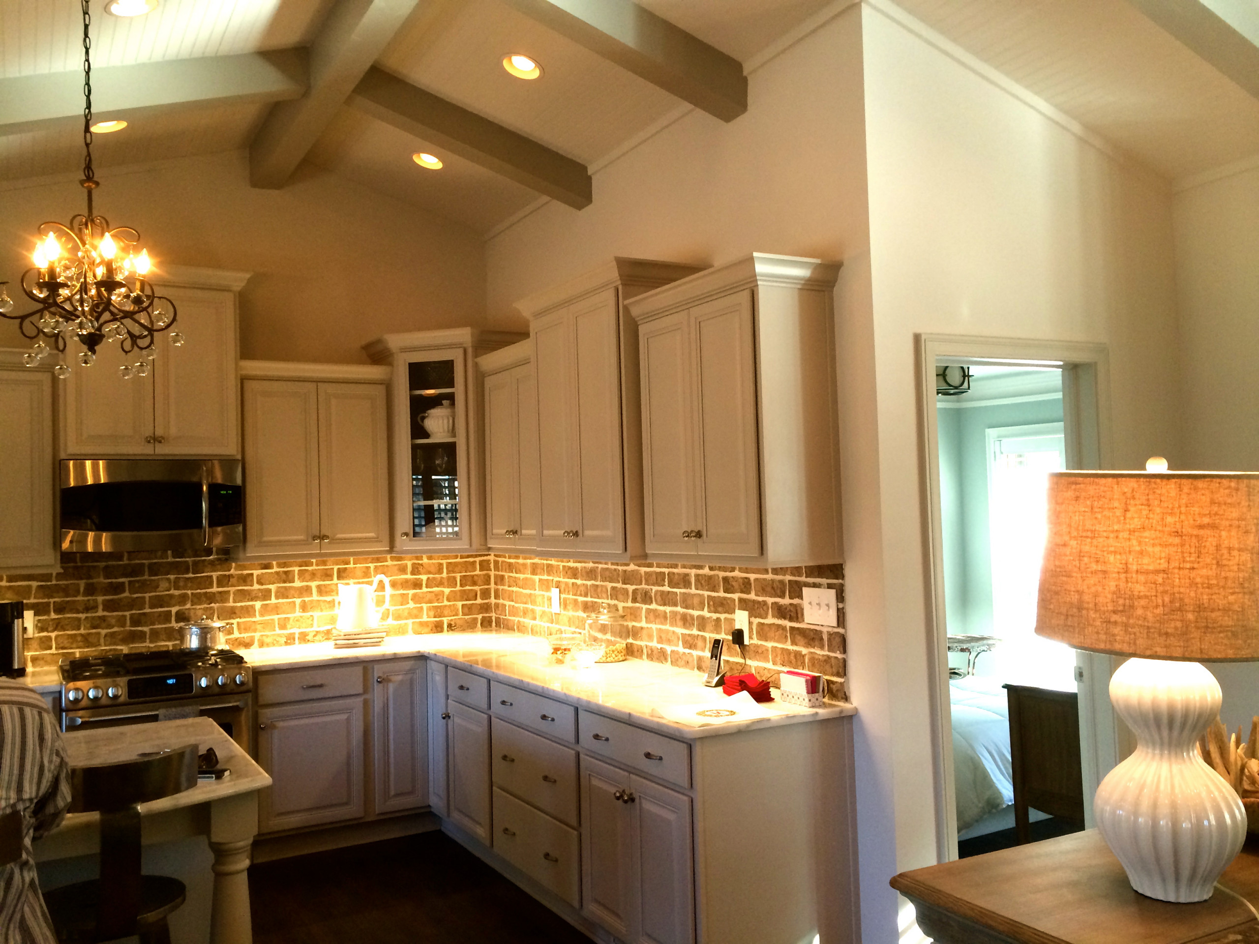 Toco Hills- Vaulted Ceiling Renovation
