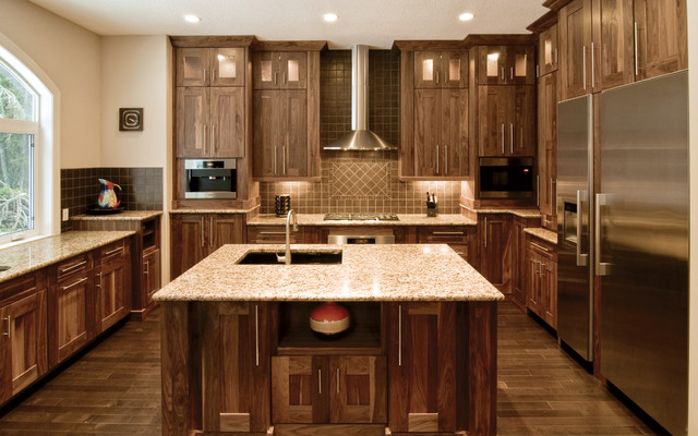 Today's Arts & Crafts - Craftsman - Kitchen - Other - by ... - photo#12