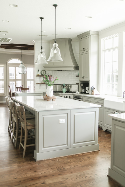 elegant southern kitchen colors elegant farmhouse charming home series town country living