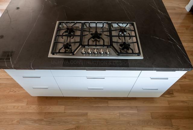 Top Notch Kitchen - Hollywood, California, USA modern-kitchen
