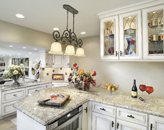 Top Shelf Kitchen traditional-kitchen