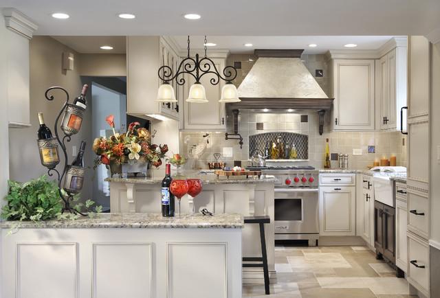 Top Shelf Kitchen traditional-kitchen