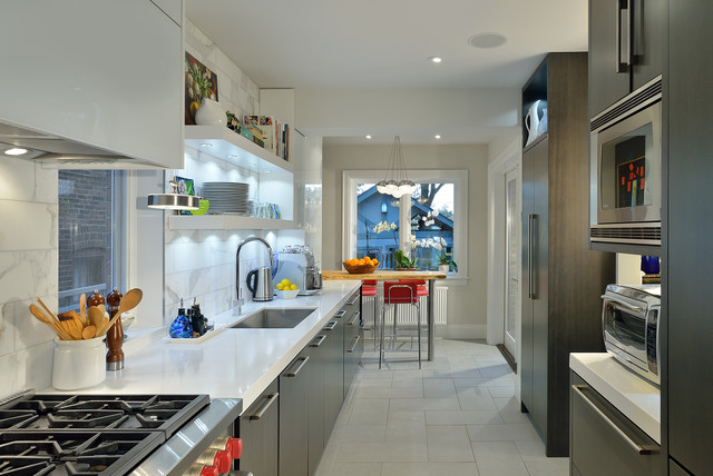 Toronto Forest Hill Charm Grace Contemporary Kitchen Toronto By My Design Studio