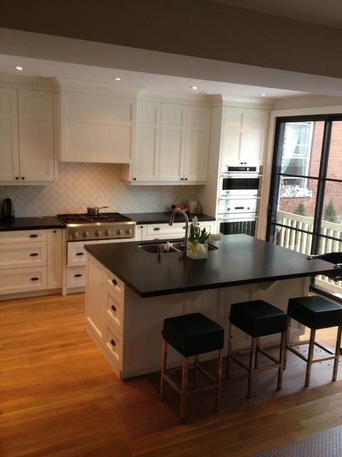 Toronto Kitchen Project traditional-kitchen