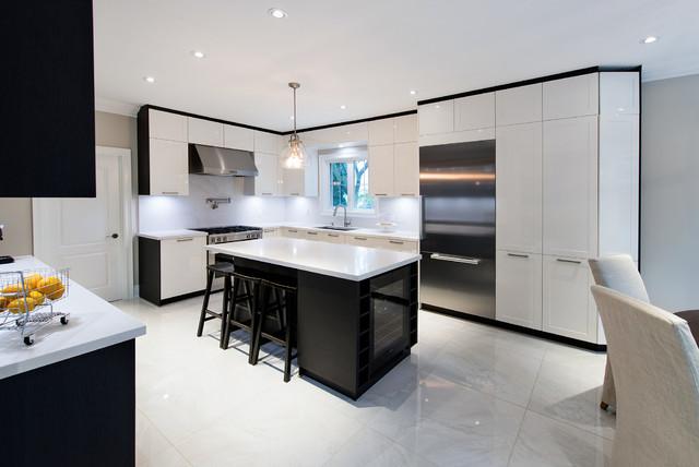 Http Www Houzz Com Photos 75655099 Toronto Leicht Kitchen Contemporary Kitchen Toronto