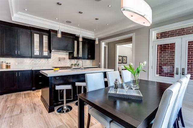 Toronto Mini Mansion - Contemporáneo - Cocina - Toronto - de ...
