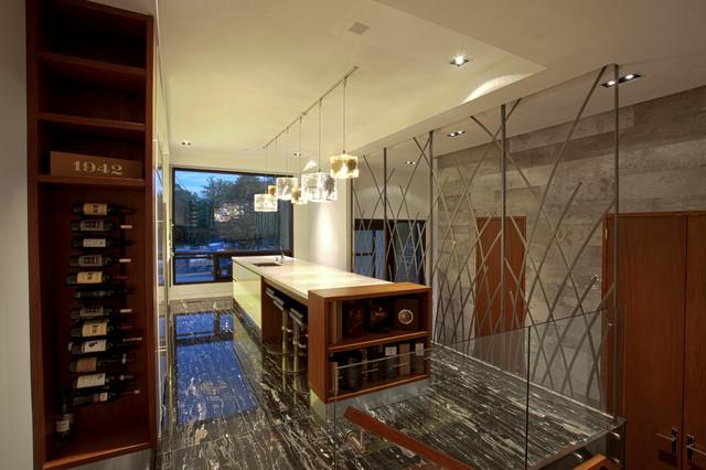 Melrose modern-kitchen