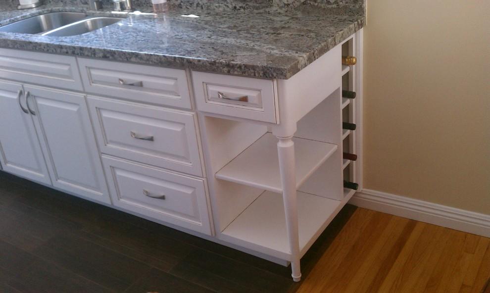 Torrance, CA - Jennifer's Kitchen Remodel - Removal of a ...