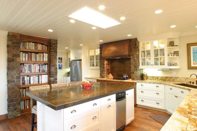Torrey View, Del Mar contemporary-kitchen
