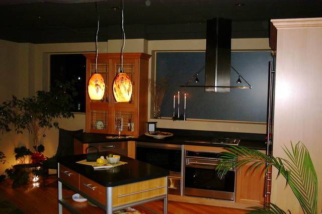 Total spaces design eclectic kitchen seattle by for Total space design