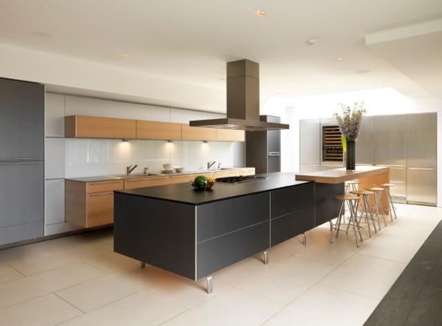Totteridge- Interior Design contemporary-kitchen