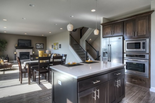 Remodel projects / new construction in Salem with Cherry City Interiors and Design