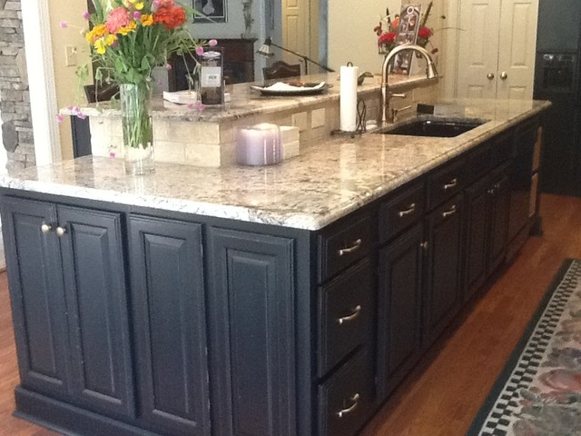 Tour of Remodeled Homes traditional-kitchen