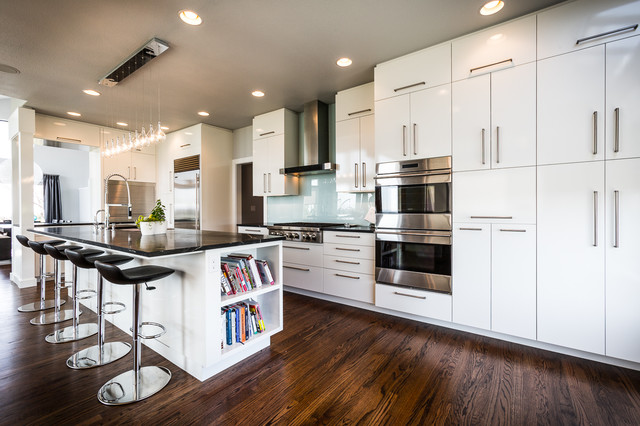 Towerview contemporary-kitchen