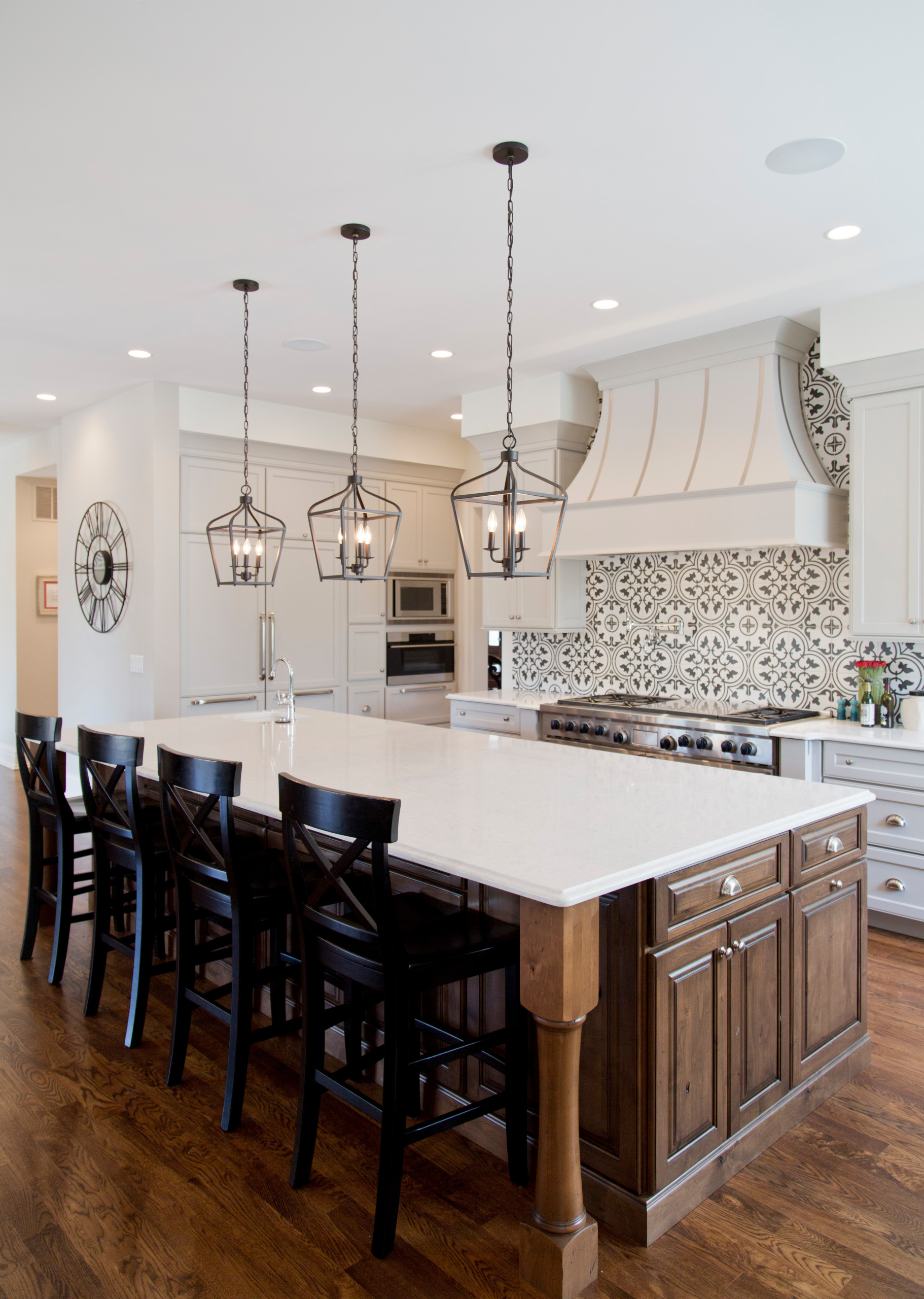 Town and Country Custom Home