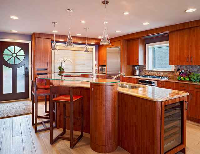 Townhouse Kitchen design ideas for townhouse