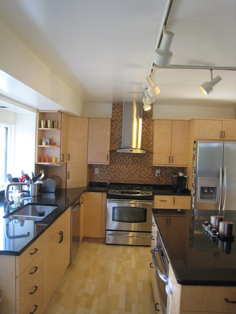 TOWNHOUSE KITCHEN Modern Kitchen Other Metro By Your Squarefeet