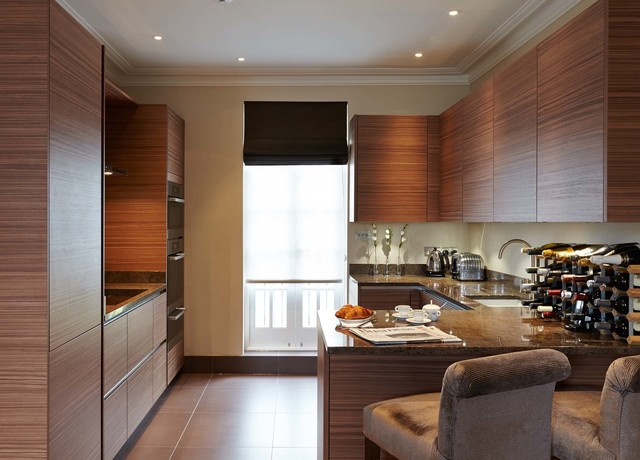 Townhouse Putney Bridge London Contemporary Kitchen London By Residence Interior