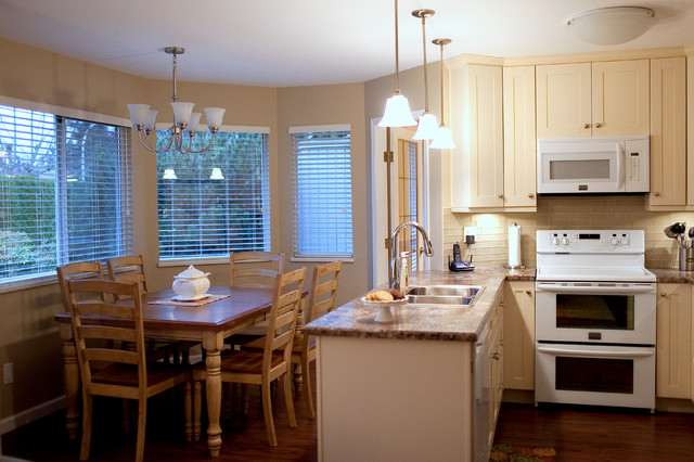 Ideas for redo kitchen in a townhome joy studio design for Small townhouse kitchen designs