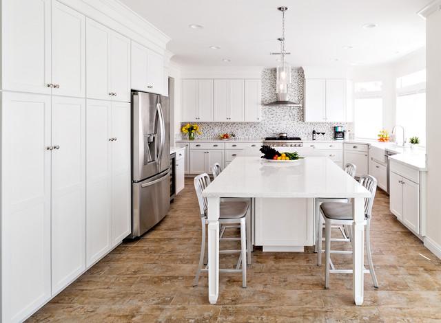 Trabuco canyon kitchen transitional kitchen orange - Kitchen design showrooms orange county ca ...