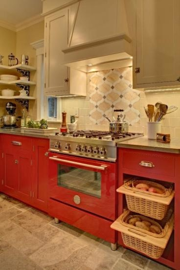Tracey Stephens Interior Design Inc traditional-kitchen