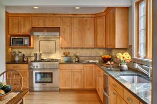 Tracey Stephens Interior Design Inc - Traditional - Kitchen - Newark
