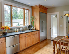 Tracey Stephens Interior Design Inc traditional kitchen