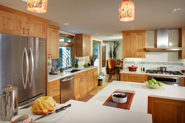 Trade Partners Showcase contemporary-kitchen