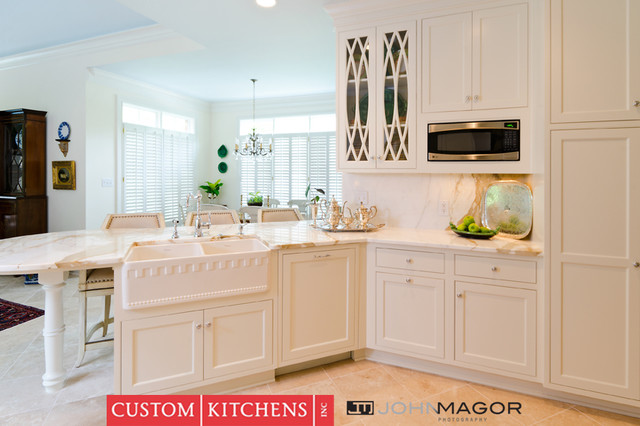 Traditional 3 Traditional Kitchen Richmond By