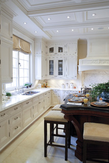 Traditional 4 traditional kitchen toronto by for Bellini kitchen cabinets