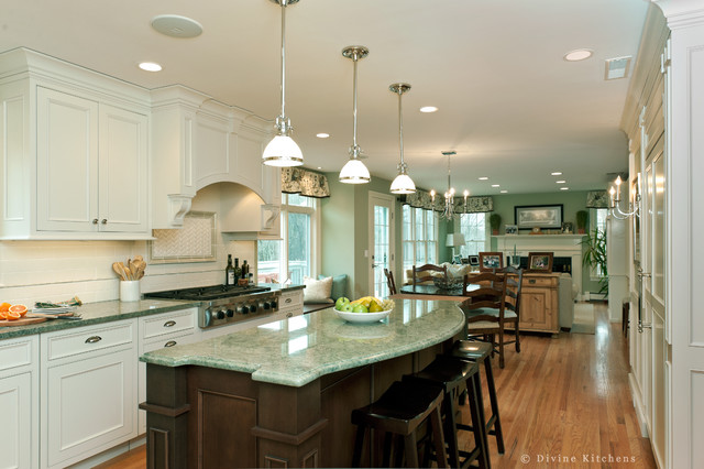 Traditional at its best traditional-kitchen