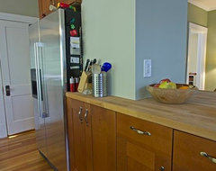Traditional Bungalow Remodel – Takoma Park, MD traditional-kitchen