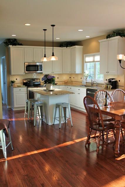 Traditional Carmel Kitchen Remodel