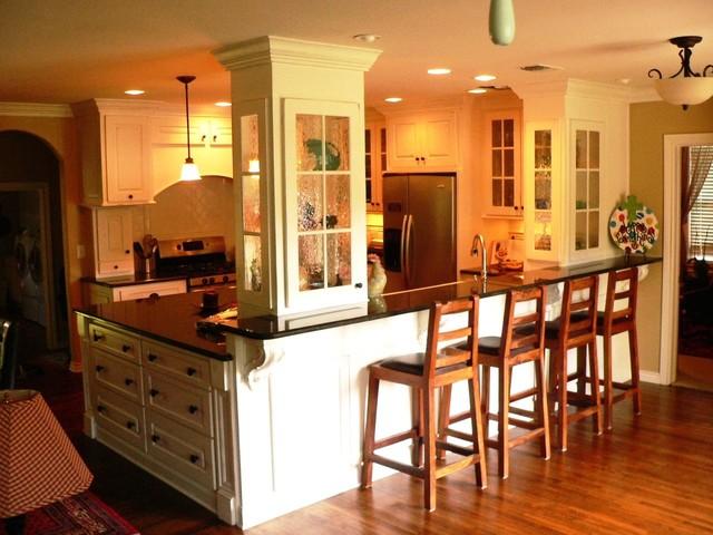 Traditional / craftsman - Craftsman - Kitchen - Austin ...