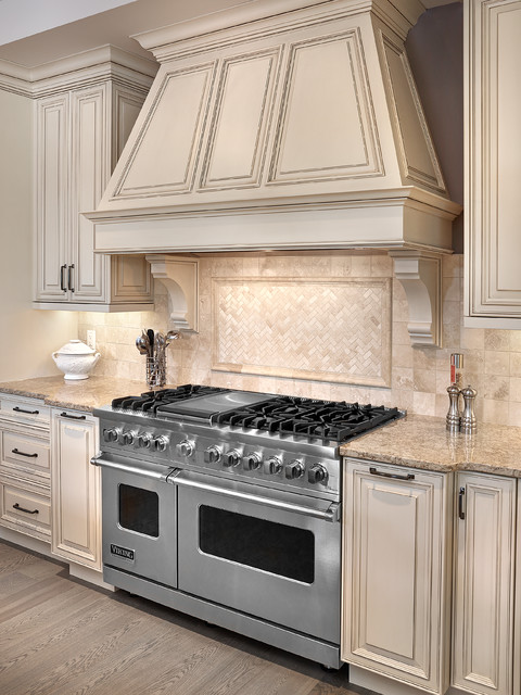 Traditional traditional kitchen edmonton by cucina for Bella cucina kitchen cabinets
