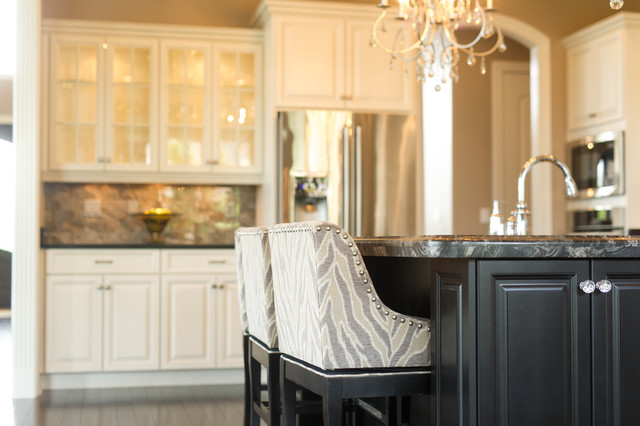 Traditional Custom Home Lexington Ky Traditional Kitchen Other By Premier Home Builders
