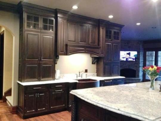 Traditional Custom Kitchen In Beckley Wv