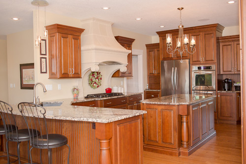 Traditional Details With Modern Conveniences