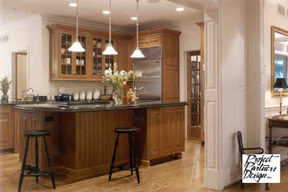 Kitchen Design Chicago on Traditional   Kitchen   Chicago   By Project Partners Design