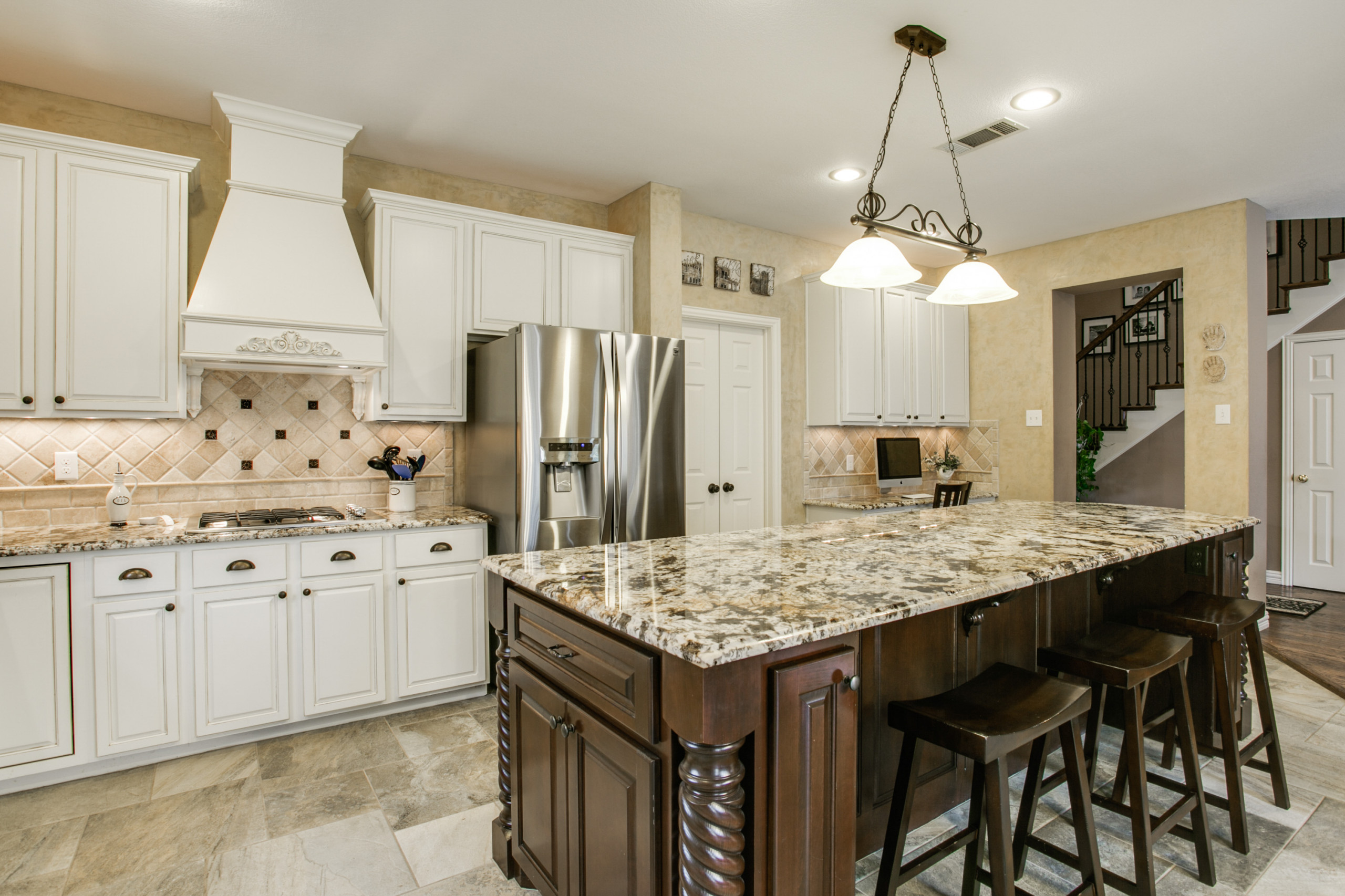 Traditional Family Kitchen