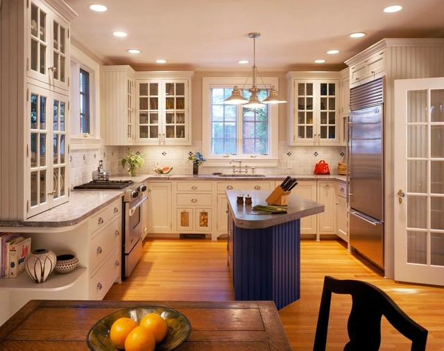 Traditional First Floor – Chevy Chase, MD traditional-kitchen