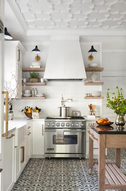 Traditional Home Magazine Napa Showcase Home