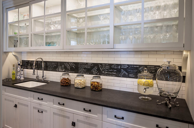 Traditional Home, Palos Verdes Esates traditional-kitchen