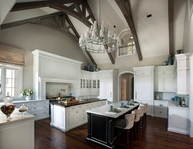 Traditional Homes traditional-kitchen