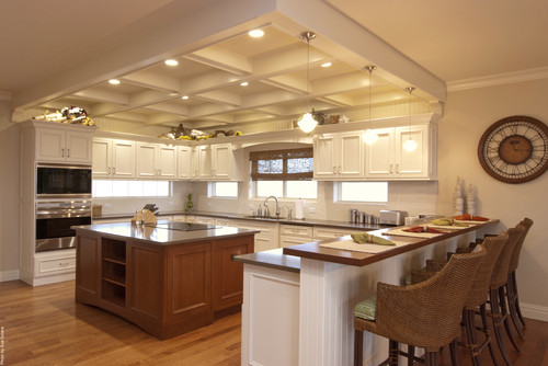 Kitchen Islands With Cooktops do you have any exhaust vent sytem for the cooktop in the island?