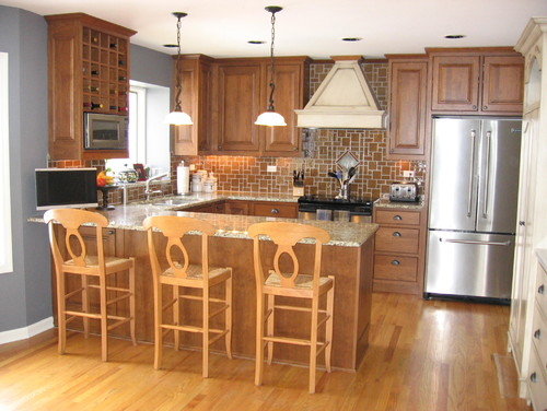 How To Remodel Your U Shaped Kitchen My Ideal Home