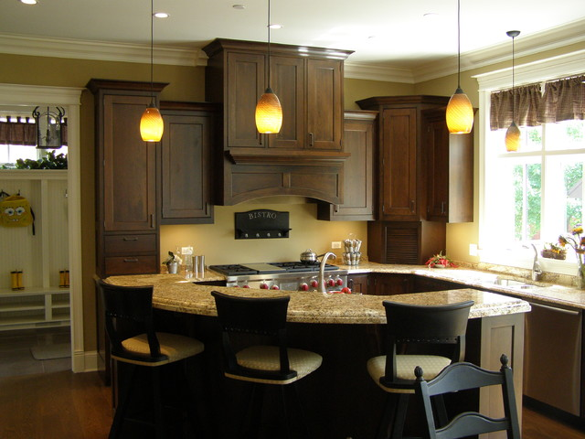 Amish Custom Kitchens - Traditional