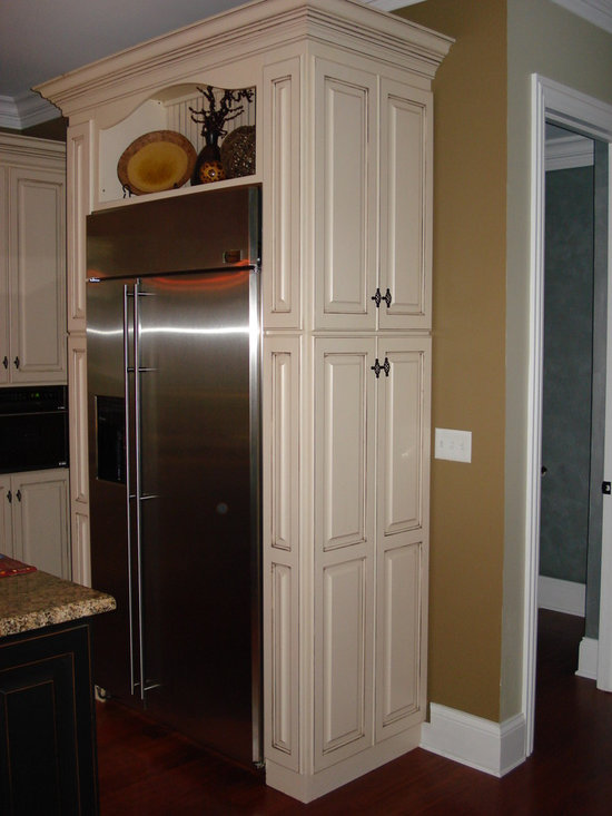 Cabinet Next To Fridge Design Ideas Pictures Remodel And Decor