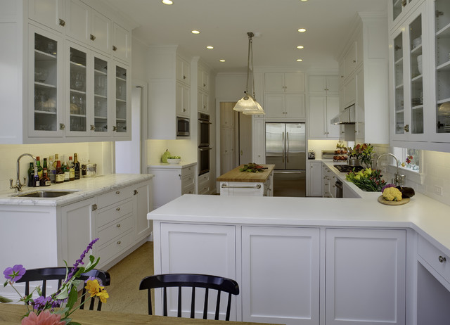Traditional kitchen and addition traditional kitchen